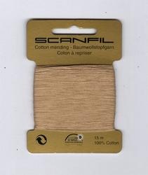 Stopkatoen Scanfil lichtbruin 040