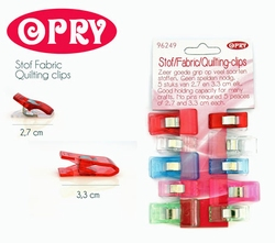 Staf Fabric Quilting clips Opry