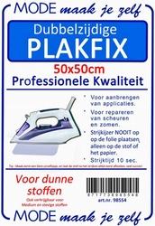 Dubbelzijdig Plakfix 50x50 cm.