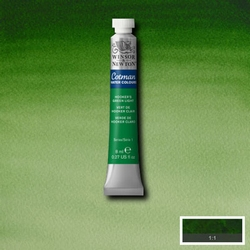 Cotman Water Colour Hookers Green Light, tube 8 ml.