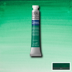 Cotman Water Colour Intense Green, tube 8 ml.