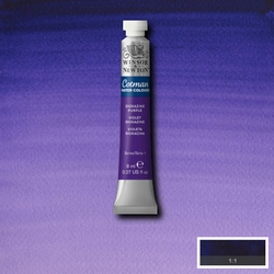 Cotman Water Colour Dioxazine Violet, tube 8 ml.
