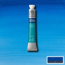 Cotman Water Colour Turquoise, tube 8 ml.