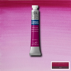 Cotman Water Colour Purple Lake, tube 8 ml.