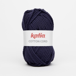 Cotton Cord marine 61