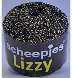 Scheepjeswol, Lizzy zwart-goud 10